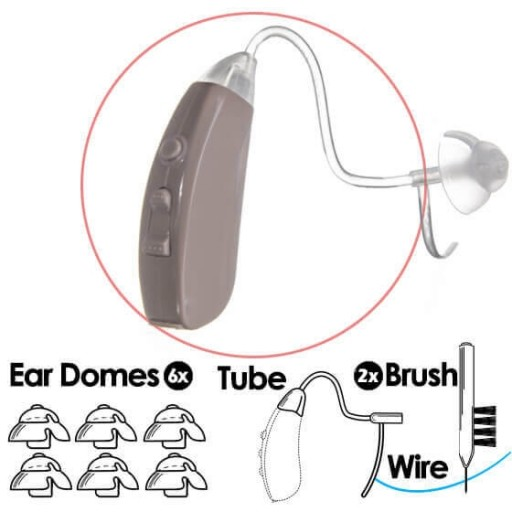 MELODY® Accessory Value Package - Thin Ear Tube Configuration