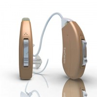 2 Hearing Aids with Telecoil Preset - Pair - Beige - EarCentric