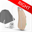 Digital Rechargeable Hearing Aids for High Frequency Hearing Loss - Right Ear - EasyCharge2