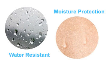 durable designed water-resistant hearing aid